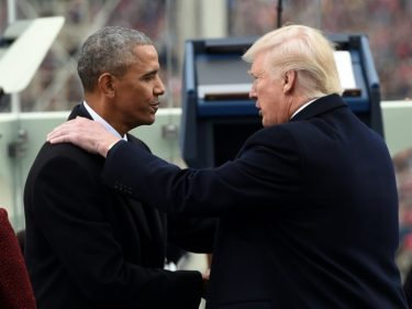Trump Aides Reveal 'Nasty Grams' Left by Obama Staff