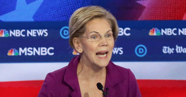 Fact Check: Warren Falsely Claims Illegal Immigration Is 'Man-Made Crisis'