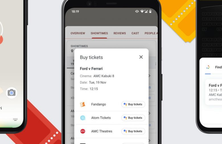 Google Assistant uses 'Duplex on the Web' to buy your movie tickets
