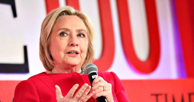Hill: Hillary Clinton Helps Vladimir Putin by Questioning 2016 Election