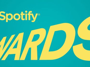 Spotify is hosting its own awards show