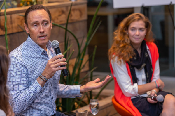 Maryanna Saenko and Steve Jurvetson of Future Ventures talk SpaceX, the Boring Company, and . . . ayahuasca