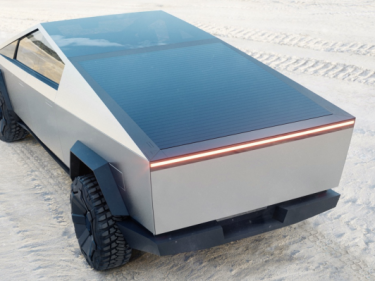 Tesla's Cybertruck will have a solar charging option, says Musk