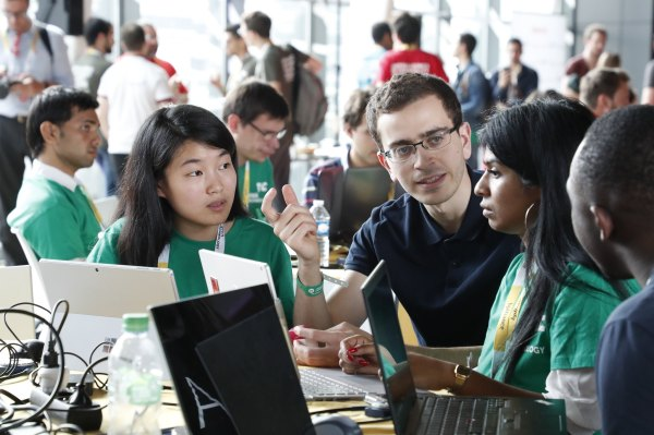 Code and compete in the TC Hackathon at Disrupt Berlin