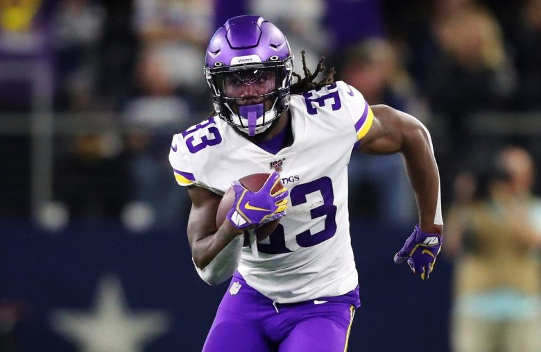 What's up with Vikings RB Dalvin Cook's Weird Pregame Intro?