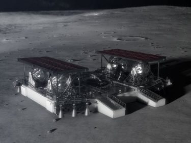NASA's space pallet concept could land rovers on the moon cheaply and simply