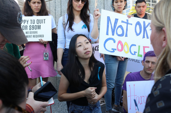Google employee activist says she's been fired