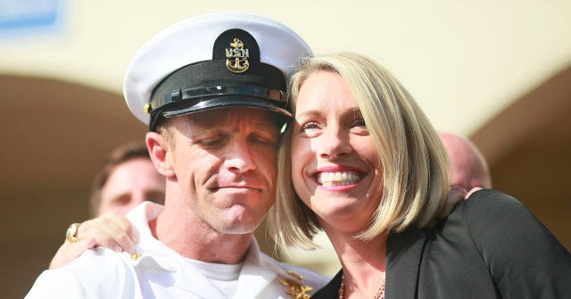 Navy SEAL Eddie Gallagher Thanks Trump: You Are a True Leader