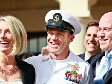 Fight for Navy SEAL Eddie Gallagher Ends with Trump Order and a Firing