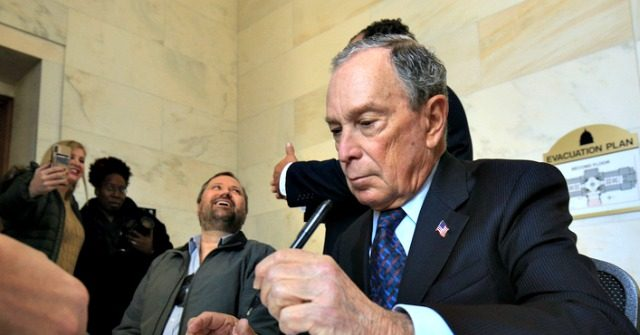 Bloomberg News Shows Bias Day After Owner Enters Race
