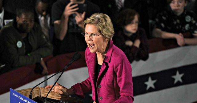 Warren Blasts Bloomberg: 'He Only Needs Bags and Bags of Money'