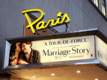 Netflix leases New York's Paris Theatre