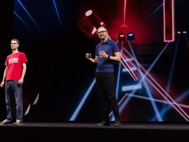 Facebook buys the VR studio behind Beat Saber