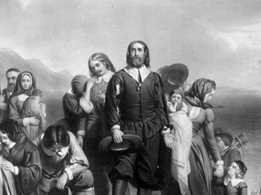 Mansour: Instead of 'Canceling' Thanksgiving, Celebrate It as Our Founding Myth