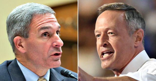 Cuccinelli: Martin O'Malley Was 'Screaming,Cussing' in Barroom Tirade