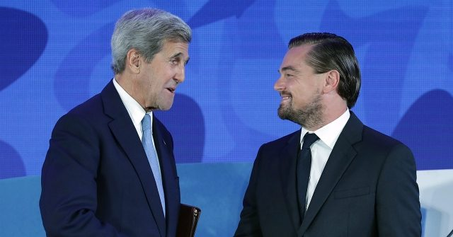 John Kerry Recruits Bill Clinton, DiCaprio for New Climate Coalition