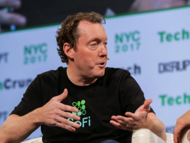 SoFi founder Mike Cagney's already well-funded new startup is raising another $100 million