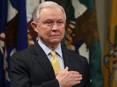 Garrett Murch: America Needs Jeff Sessions