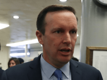 Sen. Chris Murphy Declared 'Inactive Voter' in Home State of Connecticut