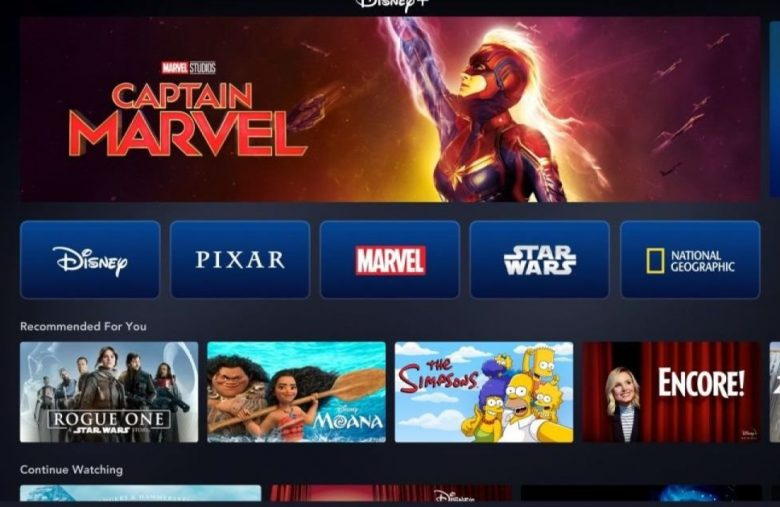 Get a year of Disney+ for $10 off on Cyber Monday