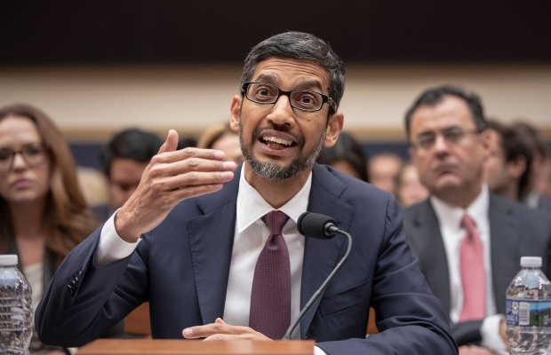 Daily Crunch: Google's founders step back