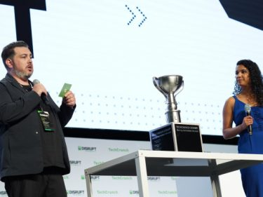 Here are the five Startup Battlefield finalists at Disrupt Berlin