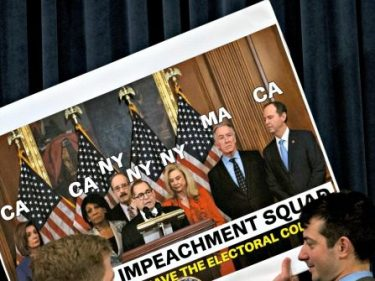 Report: Democrats Expect Wide Scale Defections on Impeachment Vote