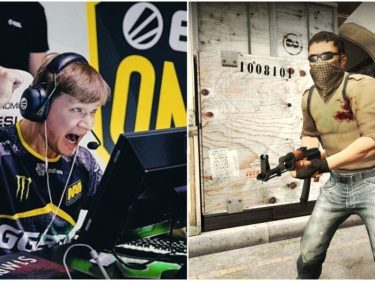 CS:GO Pro S1mple Fuels Mixer Rumors with Savage Twitch Takedown