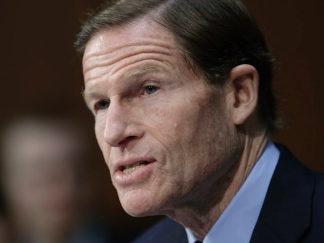 Blumenthal: Mitch McConnell Is 'Undermining the Credibility' of Impeachment Trial   Breitbart