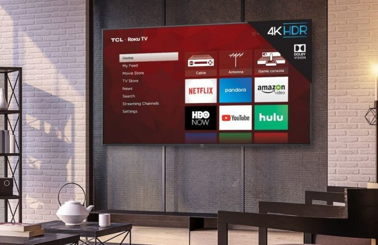 TCL's 2018 65-inch 6-Series 4K TV drops to $500