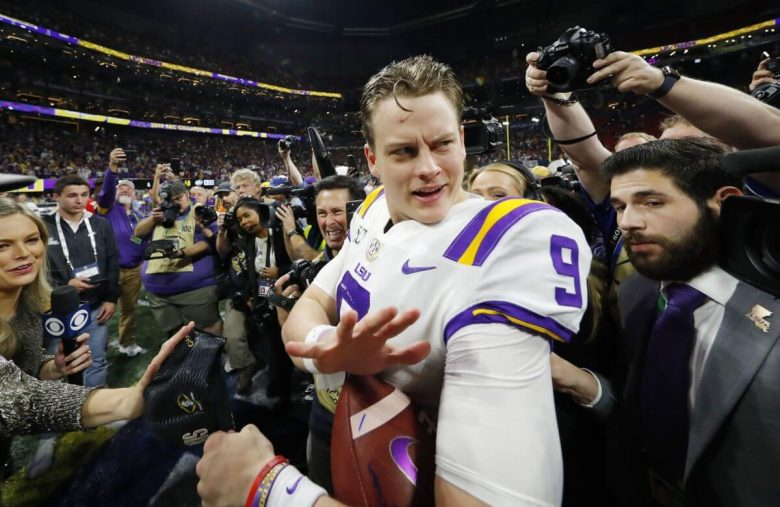 Does Anyone Stand a Chance Against Joe Burrow for The Heisman Trophy?