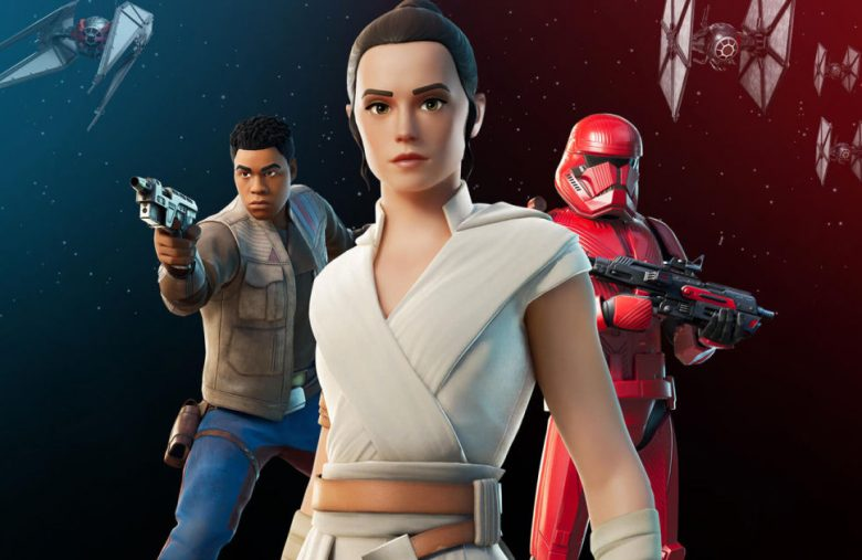 'Fortnite' adds lightsabers following Star Wars event