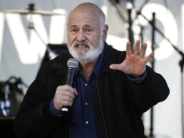 Rob Reiner at Impeachment Rally: We Will Make Sure Trump Is Removed from Office