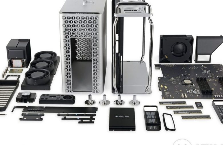 The Morning After: iFixit peeks inside the Mac Pro