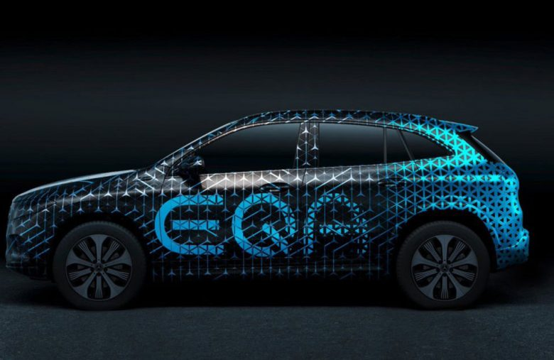 Mercedes EQA teaser reveals an electric counterpart to the GLA