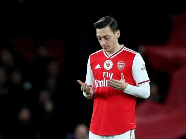 PES 2020 Erases Mesut Özil in China After Uighur Muslim Criticism