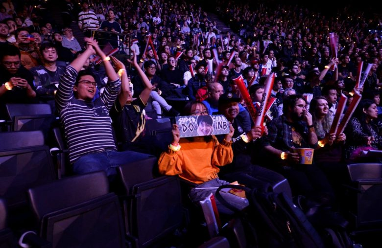League of Legends is America's 3rd Most Popular Professional Sports League. For Real.