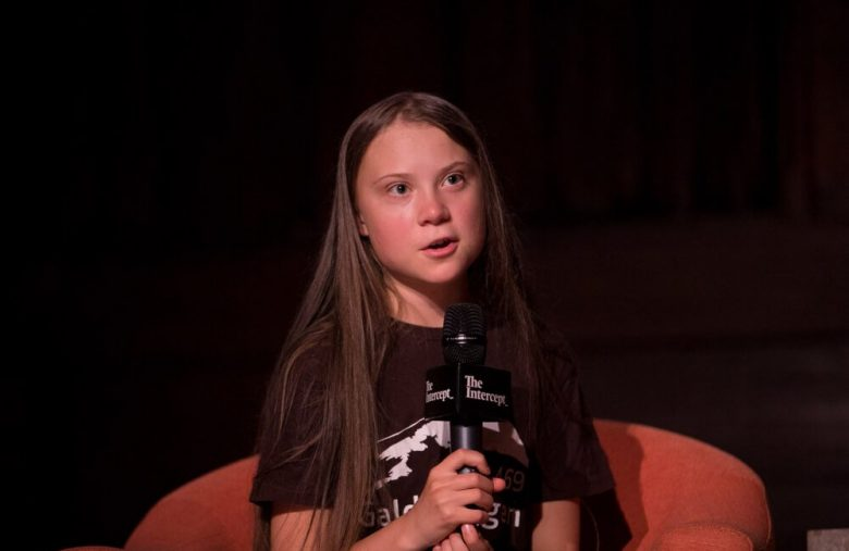 TRON (TRX) CEO Justin Sun Threatens to Give Greta Thunberg $1 Million