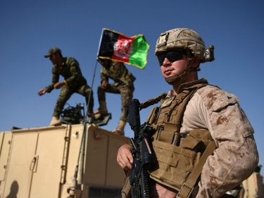 Afghanistan Military Gets 3X the Taxpayer Funding as U.S. Border Wall