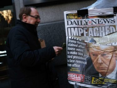 5 Things You Need to Know About the Trump Impeachment Vote