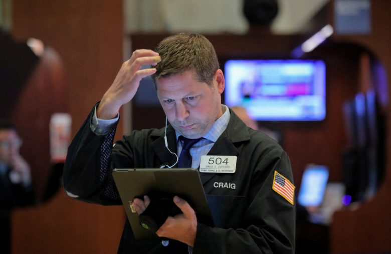 Dow Fights Gravity as Unemployment Metric Spirals to 10-Month High