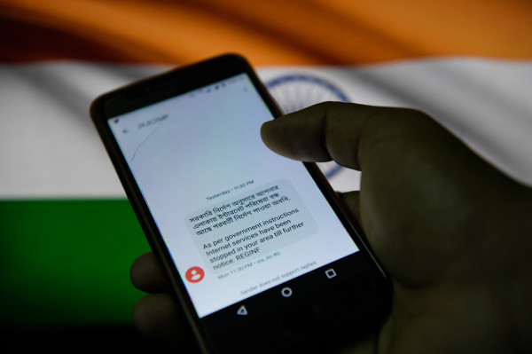 India gets more aggressive with internet shutdowns to curb protests