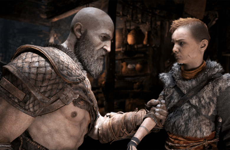 Kratos Nearly Missed out Yelling 'Boy' in God of War