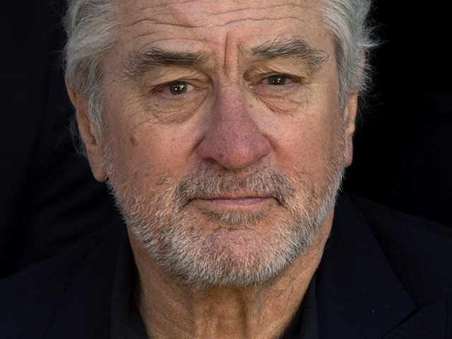 De Niro: Trump Needs to Be Humiliated, 'I'd Like to See a Bag of Sh*t Right in His Face' | Breitbart