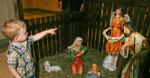 Merry Christmas! 27 State Capitols Feature Nativity Scenes