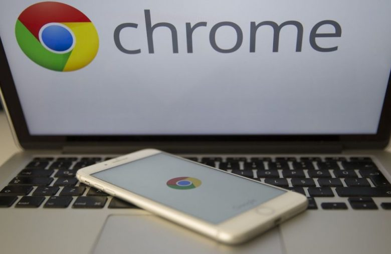Chrome users can control media from a centralized toolbar button