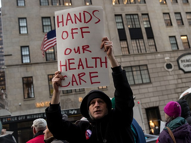 Pinkerton: Health Care Remains the GOP's 2020 Weak Spot