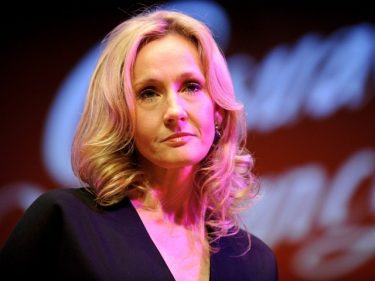 U.S. Establishment Media Run Away from J.K. Rowling vs. Transgender
