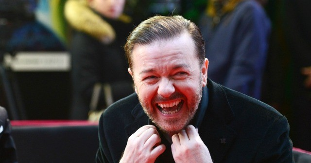 Ricky Gervais Mocks Online Uproar over His Transgender Jokes: 'The More People Are Offended, the Funnier I Find It'