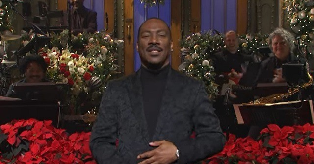 Eddie Murphy Dings Bill Cosby in SNL Monologue — 'Who Is America's Dad Now?' | Breitbart